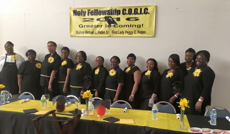 Ministries Departments and Auxiliaries of Holy Fellowship Church